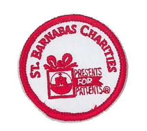 St. Barnabas Charities Presents for Patients Scout Patch