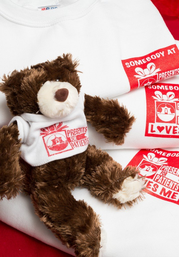 Photo - Presents for Patients Bear with Shirts
