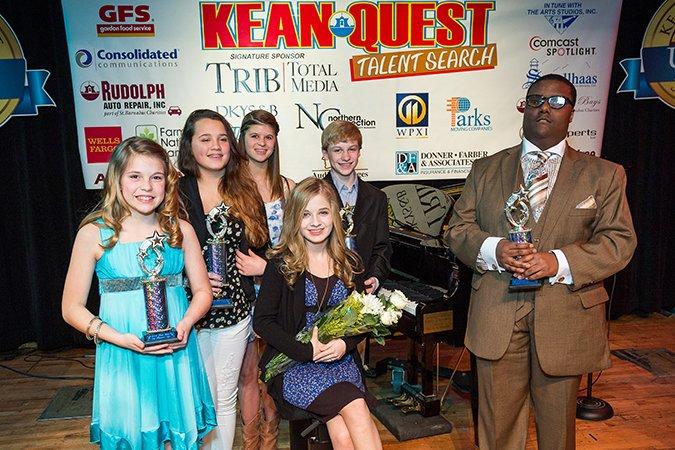 Kean Quest Youth Winners