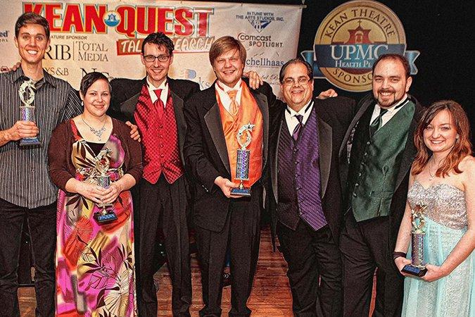 Kean Quest Adult Winners