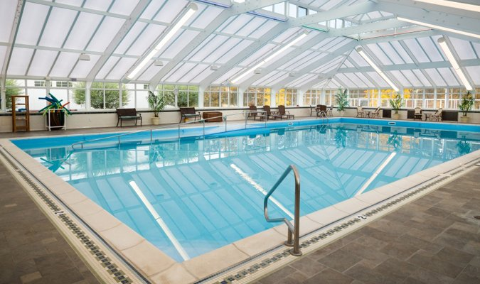 The Crystal Conservatories Pool