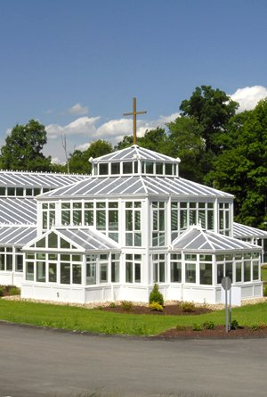 The Crystal Conservatories Exterior