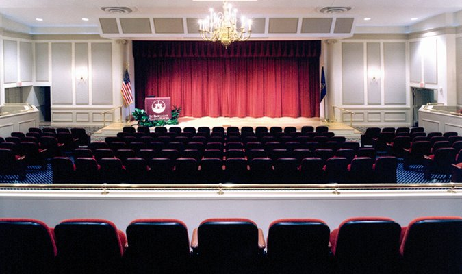 Kean Theatre, The Washington Place at St. Barnabas
