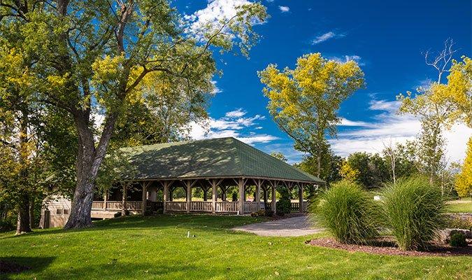 St. Barnabas Woodlands Pavilion