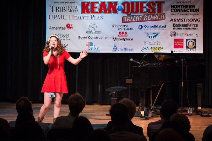 Own a Kean Quest 2015 Keepsake