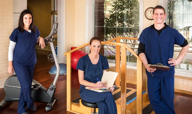 Rehabilitation Specialists at St. Barnabas
