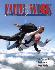 Faith and Work Fall 2015 cover
