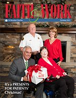 Faith and Work 2015 Christmas Edition Cover