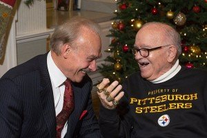 Rocky Bleier- Presents for Patients