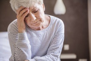 Depression in the elderly - St. Barnabas