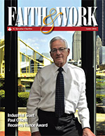 Faith and Work Easter 2016 cover