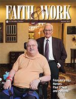 Faith and Work Summer 2016 cover