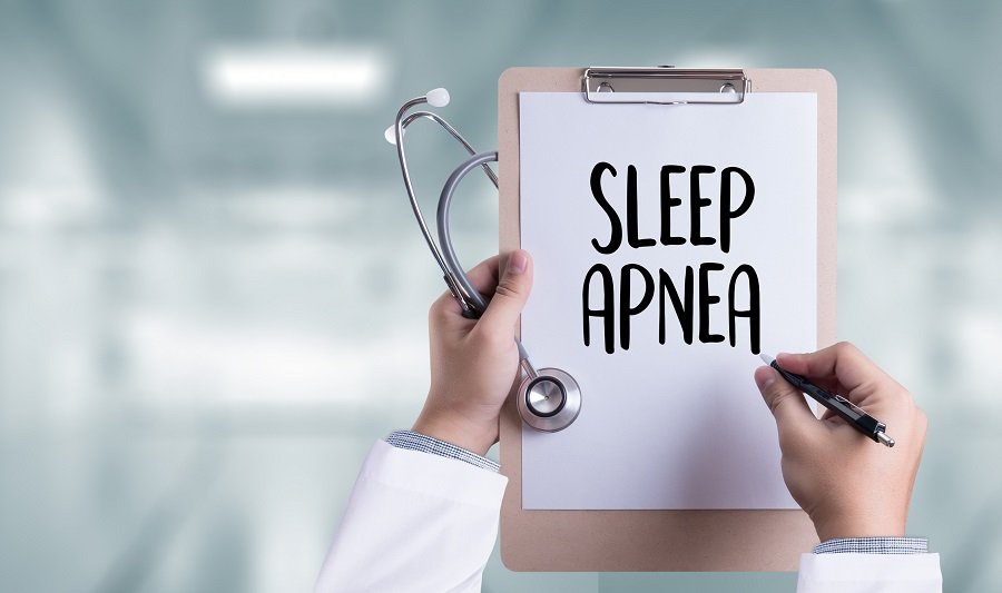 St. Barnabas Health System blog about sleep apnea.