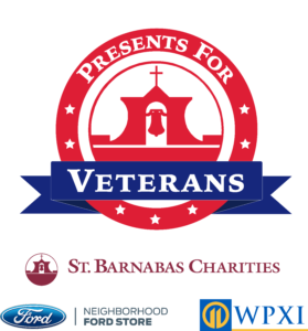 Present for Veterans Logo - 2018
