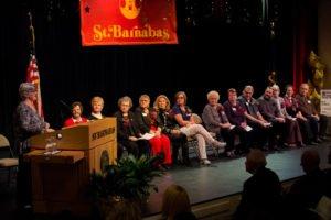 St. Barnabas speaker