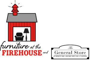 Logos - Furniture at the Firehouse and General Store