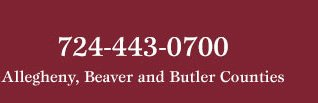 724-442-0700 | Allegheny, Beaver and Butler Counties | St. Barnabas phone number