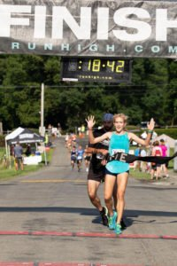 St. Barnabas - 5K - 2019 - Anna Shields - top female finisher