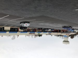Tusca Plaza Shop 'n Save - CHECK THIS IMAGE - IT IS UPSIDE DOWN