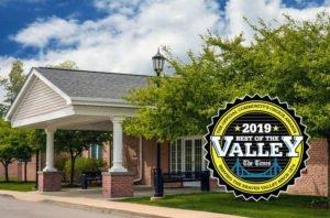 St. Barnabas Beaver Banner - 2019 Best of the Valley