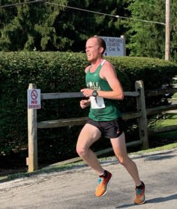 St. Barnabas - 5K - 2019 - Daniel Jaskowak - top male finisher