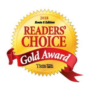 Logo - Trib Readers Choice Award 2018
