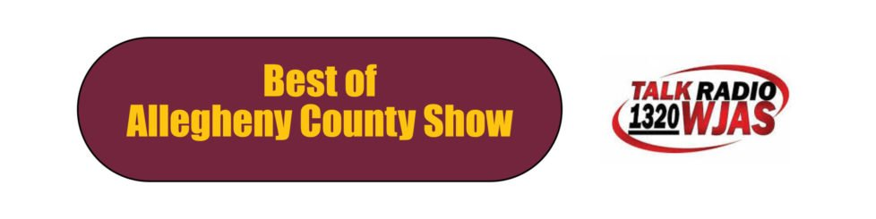 Button - Allegheny County Show & WJAS