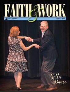 Faith & Work Spring 2020 Cover