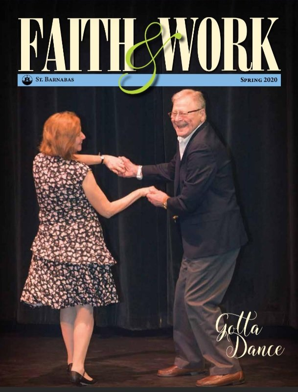 Faith & Work Spring 2020 Cover