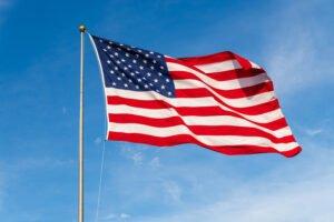 graphic - american flag