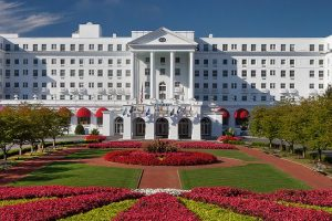 Ladies Day Out Raffle Prize The Greenbrier Resort Getaway