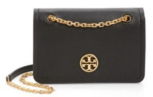 Ladies Day Out Raffle Prize Tory Burch Black Carson Convertible Leather Crossbody
