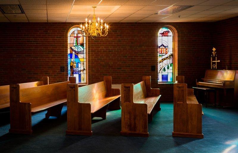 The Arbors – Valencia Chapel